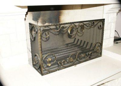 Аксесоари за камина от желязо (3)