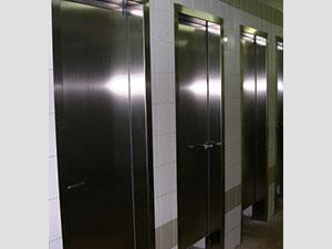 Врата от неръждаема стомана - инокс (1)