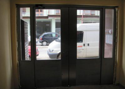 Врата от неръждаема стомана - инокс (30)