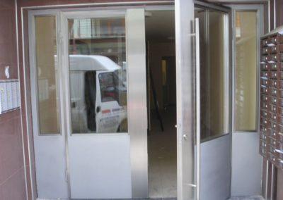 Врата от неръждаема стомана - инокс (24)
