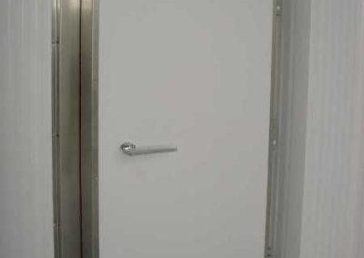 Врата от неръждаема стомана - инокс (39)