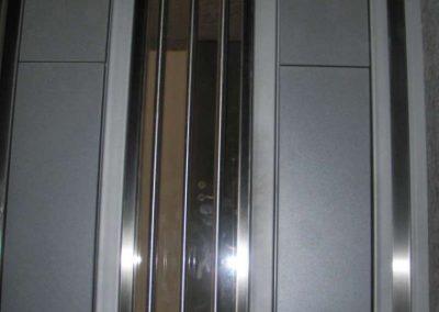 Врата от неръждаема стомана - инокс (22)