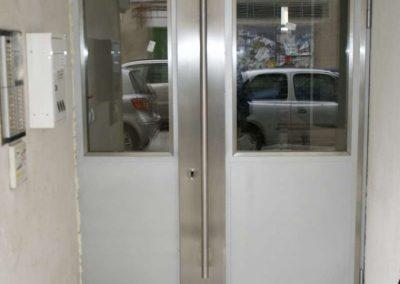 Врата от неръждаема стомана - инокс (21)