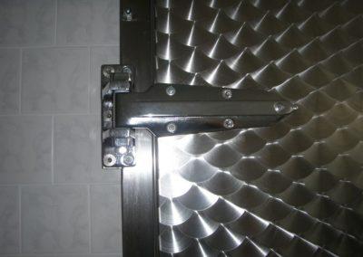 Врата от неръждаема стомана - инокс (35)