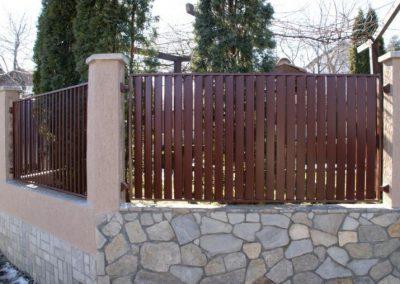 Външна ограда от ковано желязо (57)