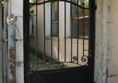 Външна ограда от ковано желязо (48)
