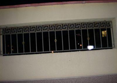 Външна ограда от ковано желязо (77)