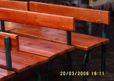 Градински маси и пейки (4)