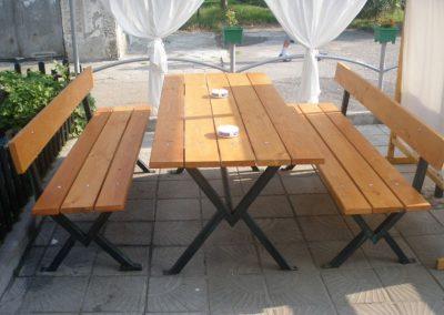 Градински маси и пейки (3)