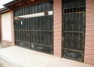 Дворни врати (126)