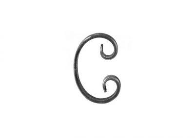 Елементи от ковано желязо (33)