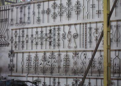 Елементи от ковано желязо (10)