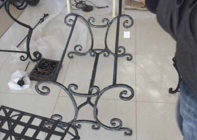 Мебели от ковано желязо (32)