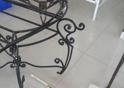 Мебели от ковано желязо (23)