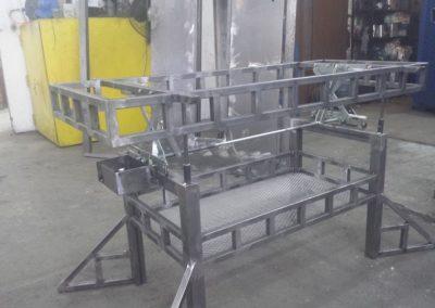 Мебели от ковано желязо (28)