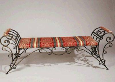 Мебели от ковано желязо (24)