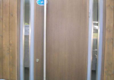 Метални врати за апартаменти (9)
