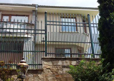 Ограда от ковано желязо (31)