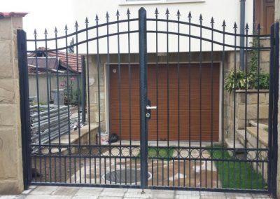 Ограда от ковано желязо (30)