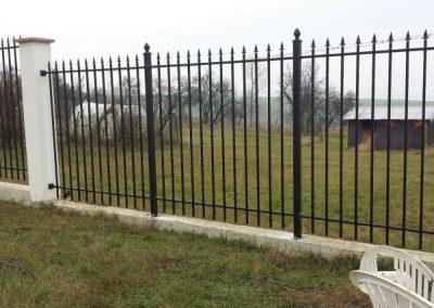 Ограда от ковано желязо (29)