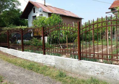Ограда от ковано желязо (20)