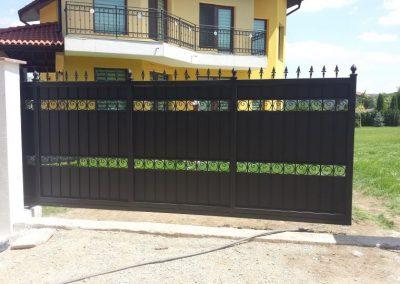 Ограда от ковано желязо (19)