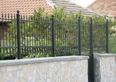 Ограда от ковано желязо (41)