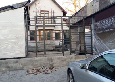 Ограда от ковано желязо (14)