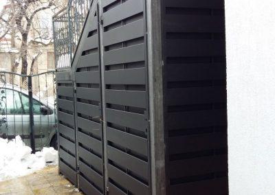 Ограда от ковано желязо (13)