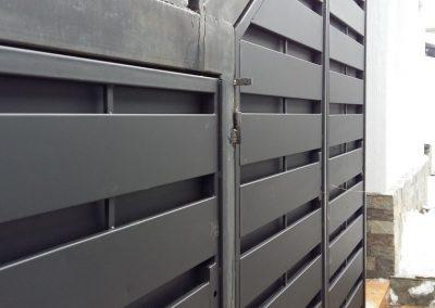 Ограда от ковано желязо (12)