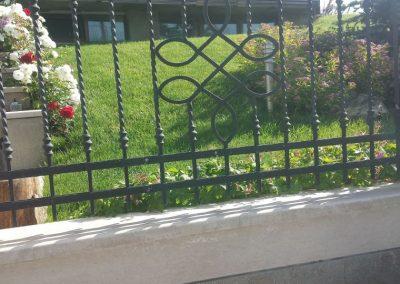 Ограда от ковано желязо (11)
