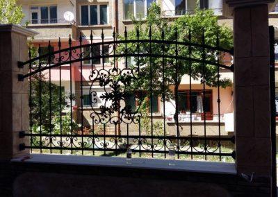 Ограда от ковано желязо (6)