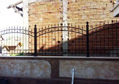 Ограда от ковано желязо (5)
