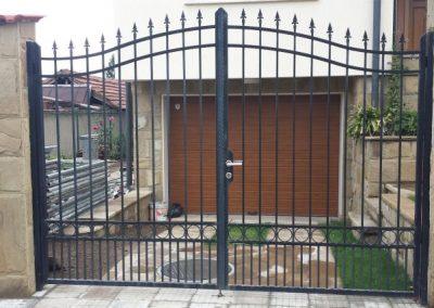 Ограда от ковано желязо (37)