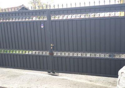 Ограда от ковано желязо (36)