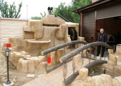 Парапети от ковано желязо (26)