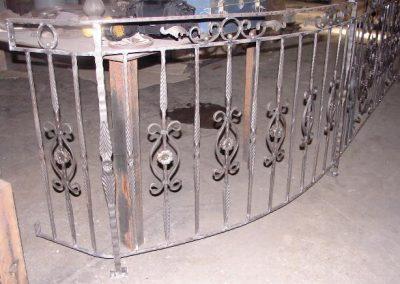 Парапети от ковано желязо (49)