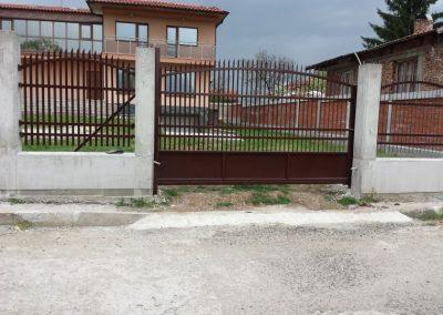 Порта от ковано желязо (100)