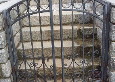 Порта от ковано желязо (85)