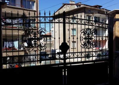 Порта от ковано желязо (84)