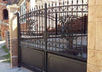 Порта от ковано желязо (83)
