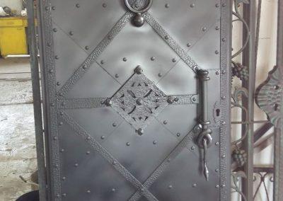 Порта от ковано желязо (82)