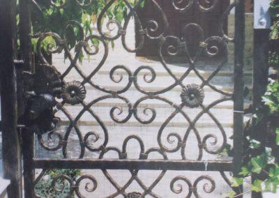Порта от ковано желязо (79)