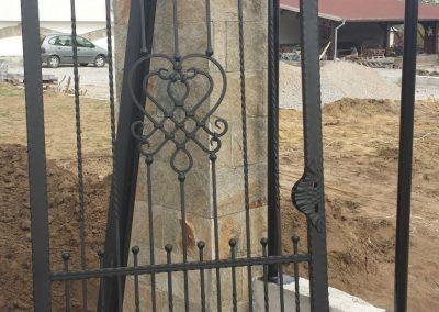 Порта от ковано желязо (69)
