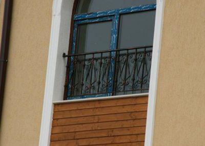 Решетки за прозорец от ковано желязо (24)