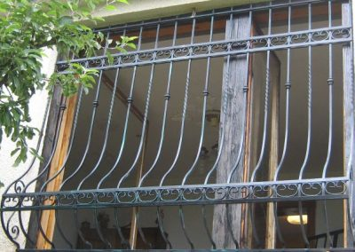 Решетки за прозорец от ковано желязо (31)