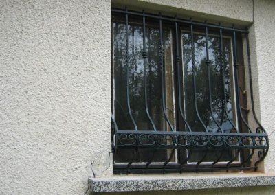 Решетки за прозорец от ковано желязо (30)