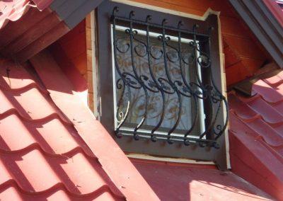 Решетки за прозорец от ковано желязо (26)