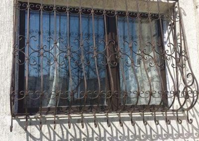 Решетки от ковано желязо (10)