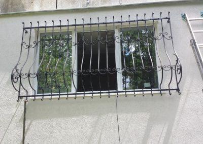 Решетки от ковано желязо (8)